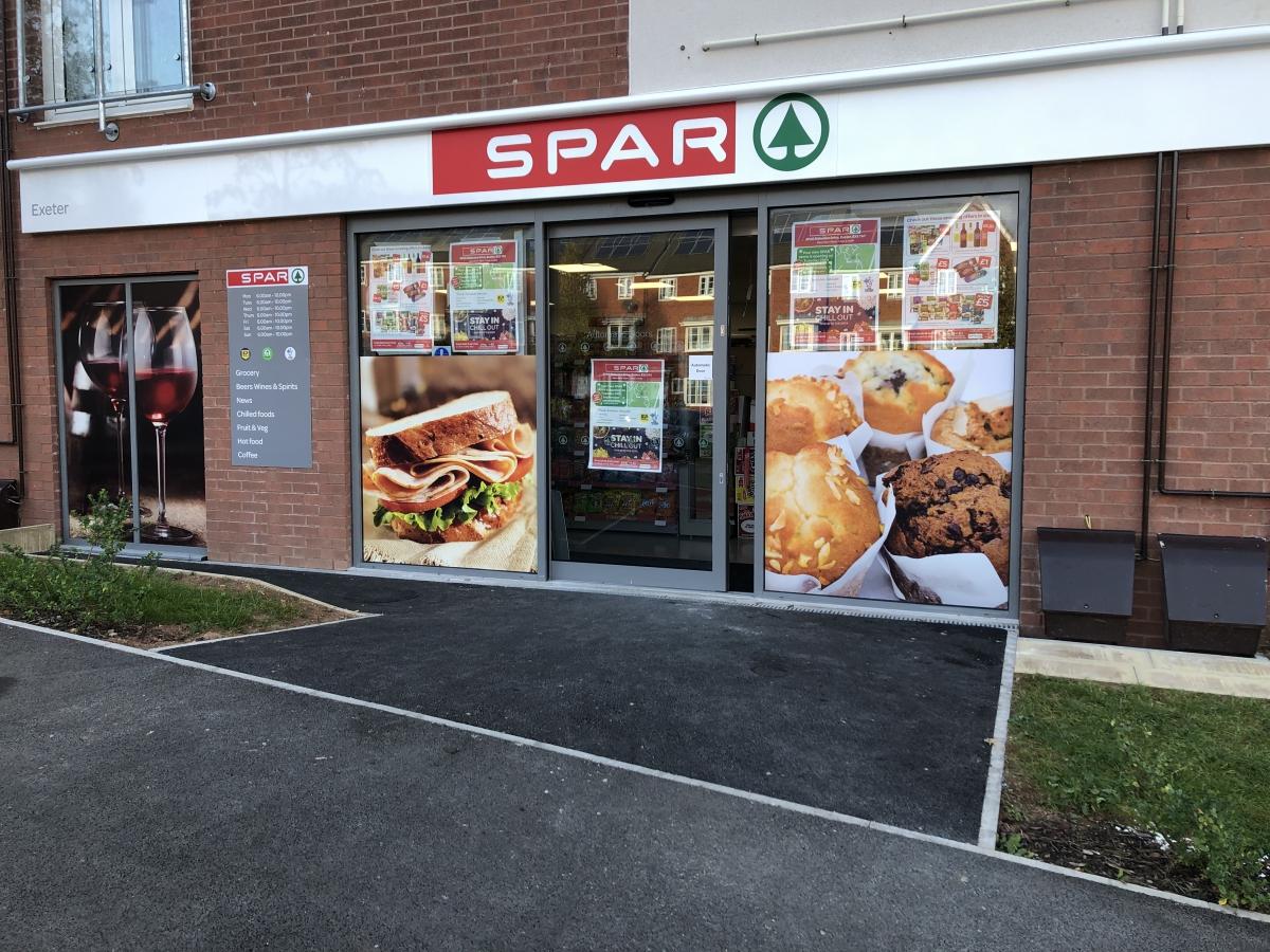 Spar - Exeter